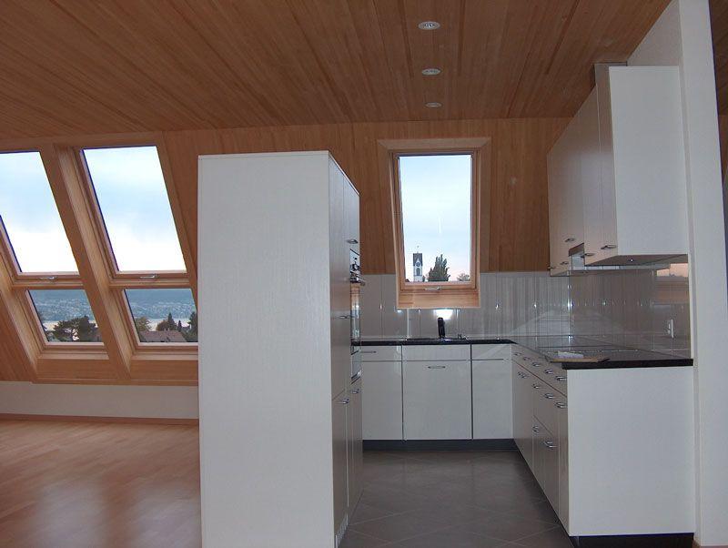 Aussicht Küche