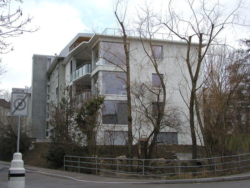 Südfassade Annexbau