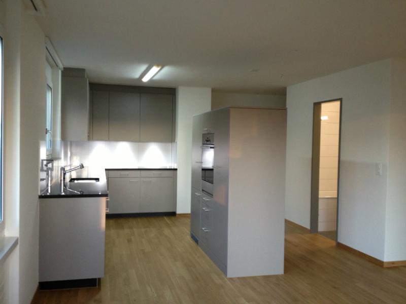 Küche 3 Zimmerwohnung