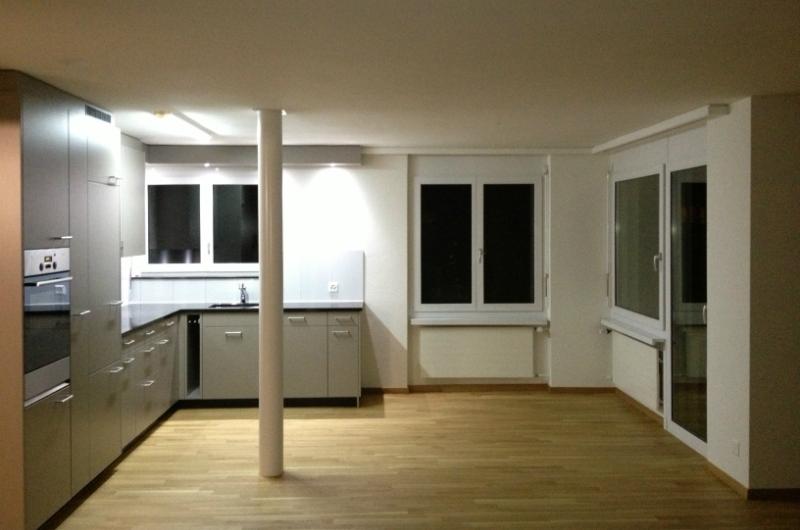 Küche 4 Zimmerwohnung