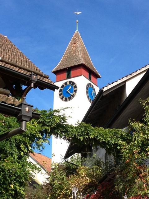 Opfikoner Glockenturm