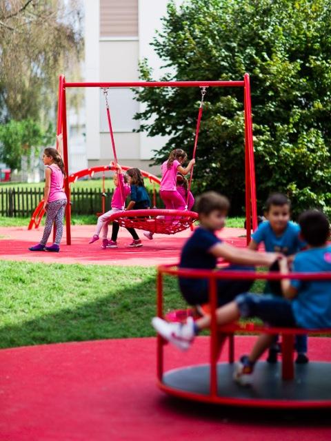 Kinderspiele nach Pierre Brueghel der Ältere, Foto: Radek Brunecky