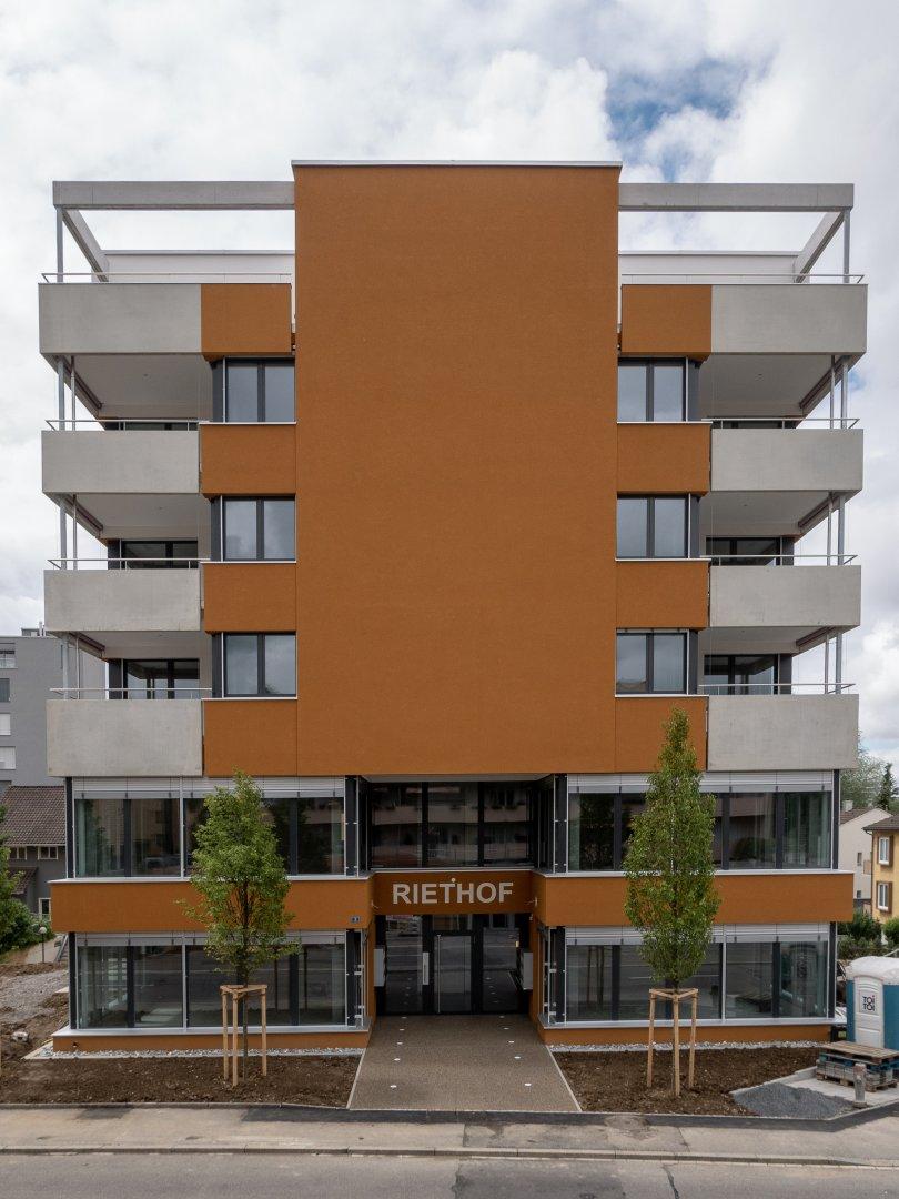 Ansicht Hauptfassade